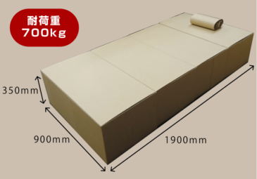 ベッド寸法